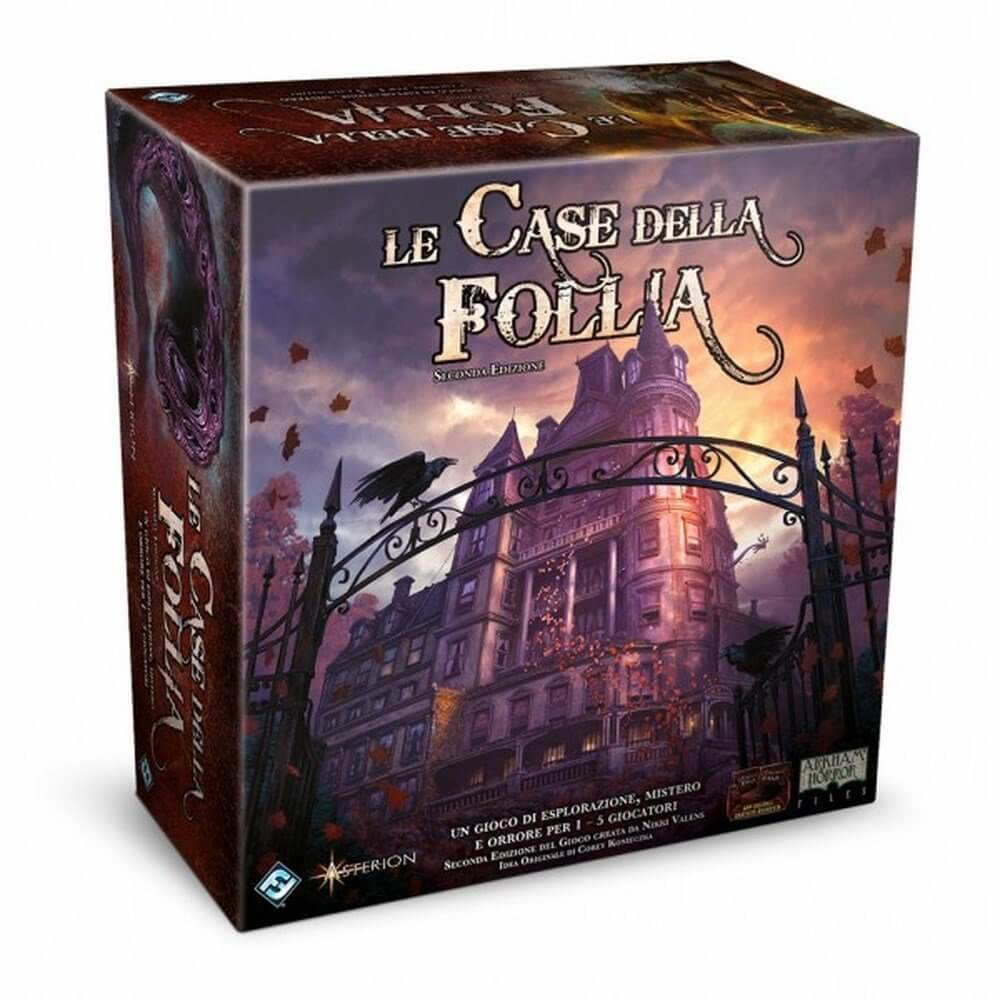 La scatola de Le case della follia seconda edizione