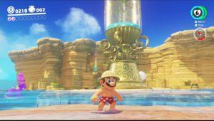 Mario Odyssey recensione