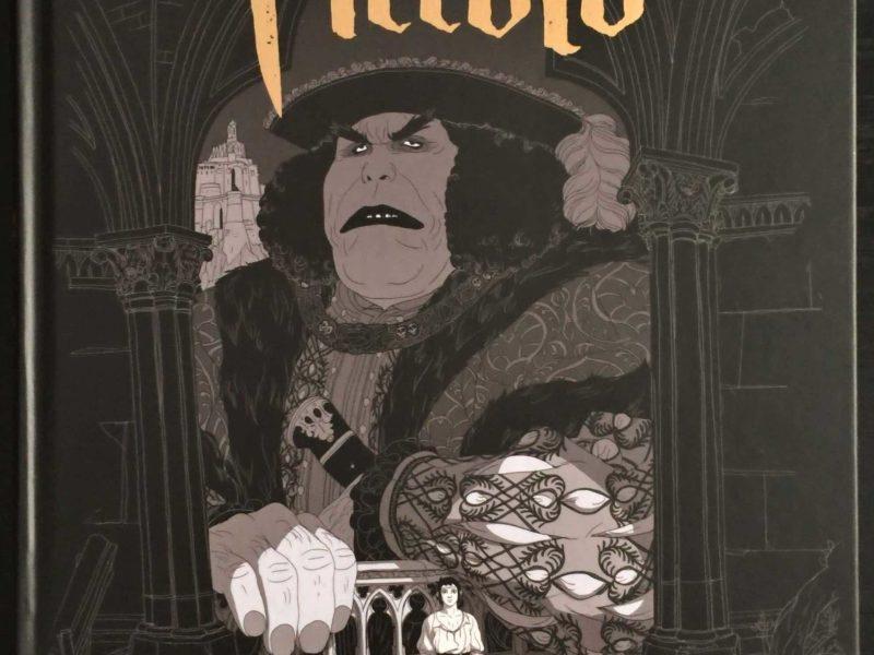 La copertina del volume Gli Orchi dei - Piccolo di Bao Publishing