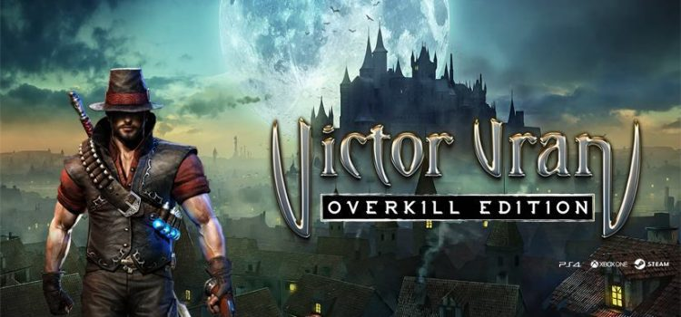 Victor Overkill Edition Switch
