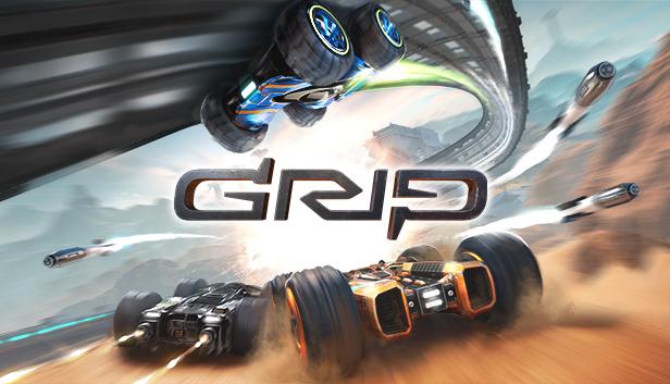 Immagine di copertina di Grip