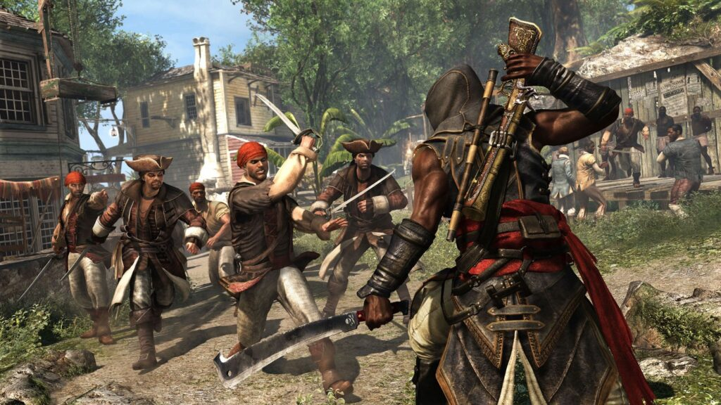 Assassin's Creed IV: Freedom Cry - Ps4