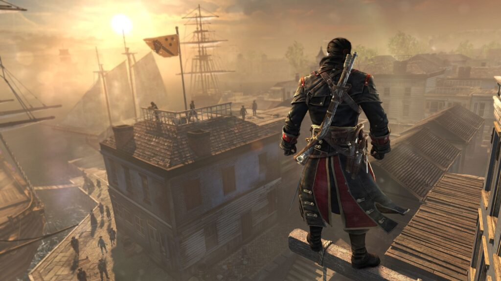 Assassin's Creed: Rogue - PS4