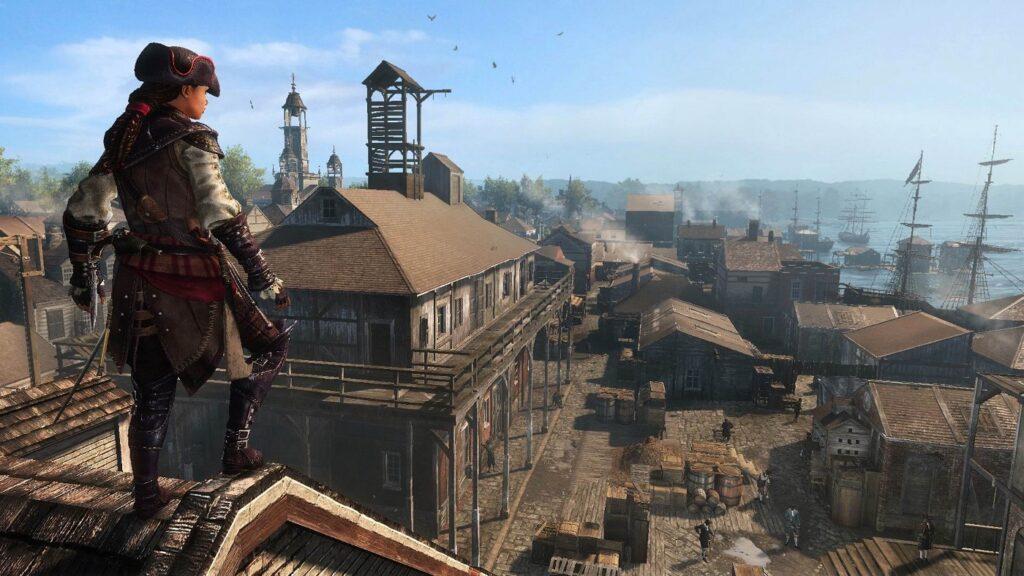 Assassin's Creed: Liberation HD - Ps3