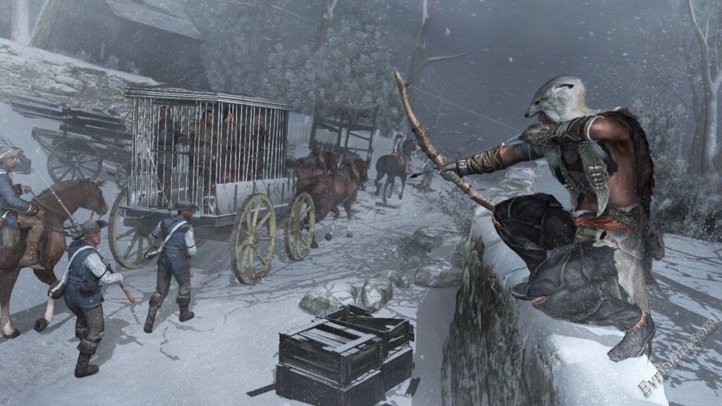 Assassin's Creed III: The Tyranny of King Washington - Ps3