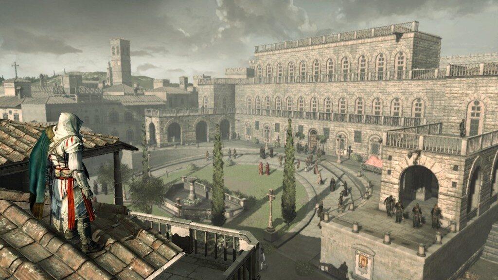 Assassin's Creed Brotherhood - Ps3