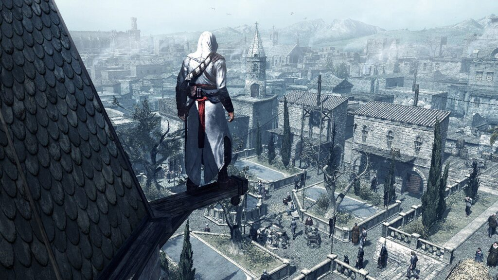 Assassin's Creed 1 - Ps3